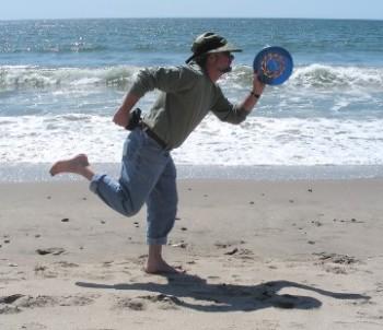 John's Phrisbee Phoon